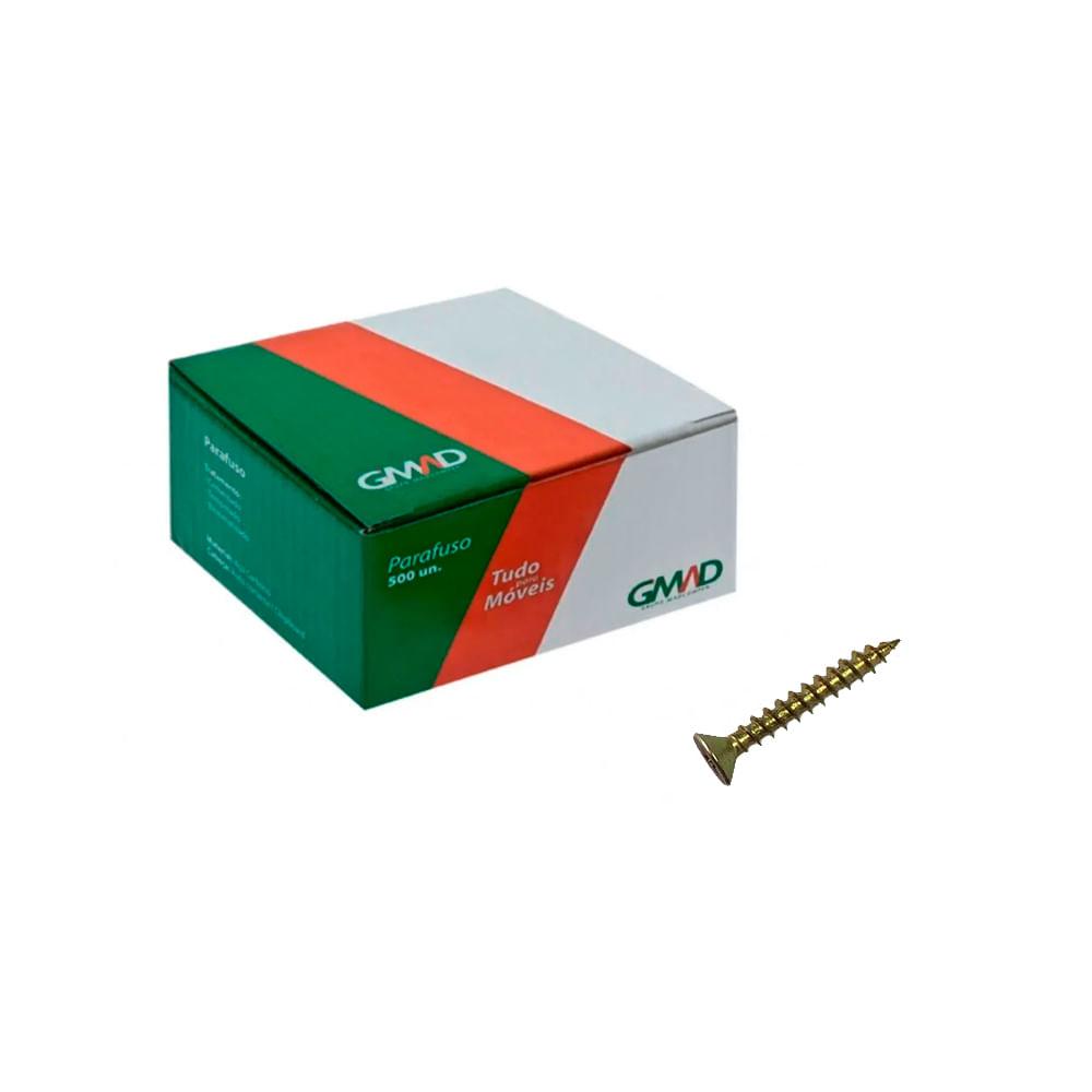 PARAFUSO-PHILLIPS-3.5X25-CAIXA-COM-500-PECAS-GMAD