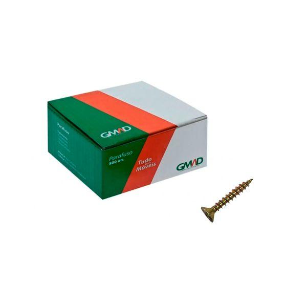PARAFUSO-PHILLIPS-4X25-CAIXA-COM-500-PECAS-GMAD